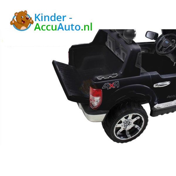 Ford Ranger Kinderauto Zwart 7