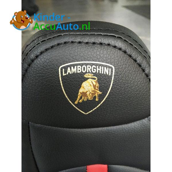 Lamborghini SVJ Kinderauto Zwart 11