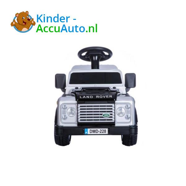 Land Rover Defender 110 Kinderauto Grijs 2