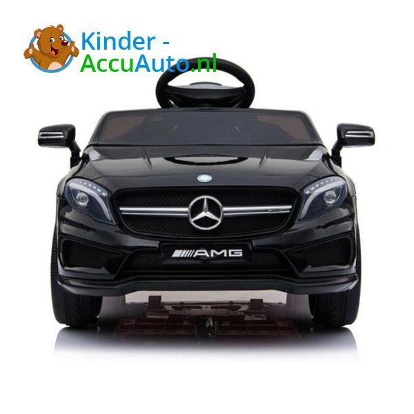 Mercedes GLA45 AMG Kinderauto Zwart 4