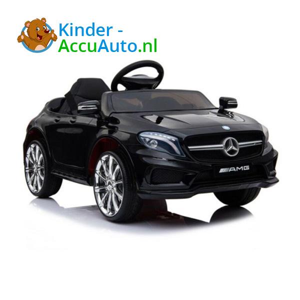 Mercedes GLA45 AMG Kinderauto Zwart 5