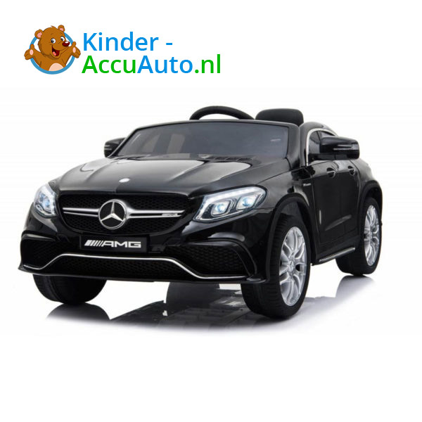Mercedes GLE63 AMG Kinderauto Zwart 1