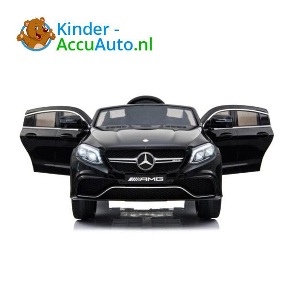 Mercedes GLE63 AMG Kinderauto Zwart 5