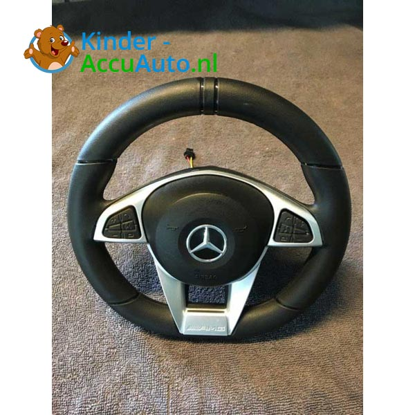 Mercedes GLE63 AMG Kinderauto Zwart 9