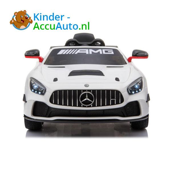 Mercedes GT4 AMG kinderauto Wit 5