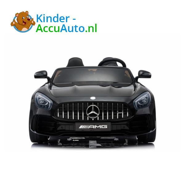 Mercedes GTR AMG kinderauto Zwart 2