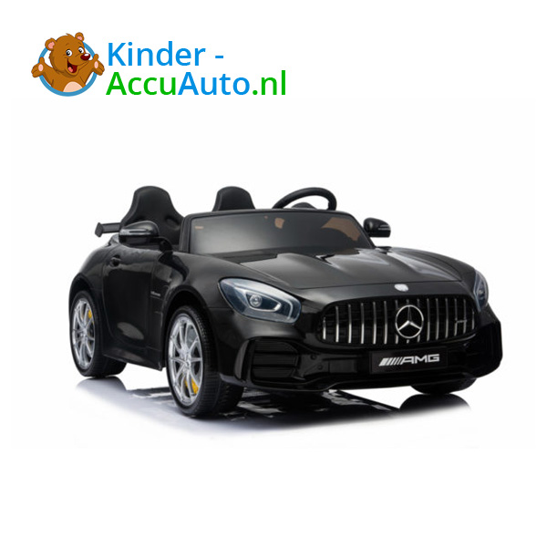 Mercedes GTR AMG kinderauto Zwart 6