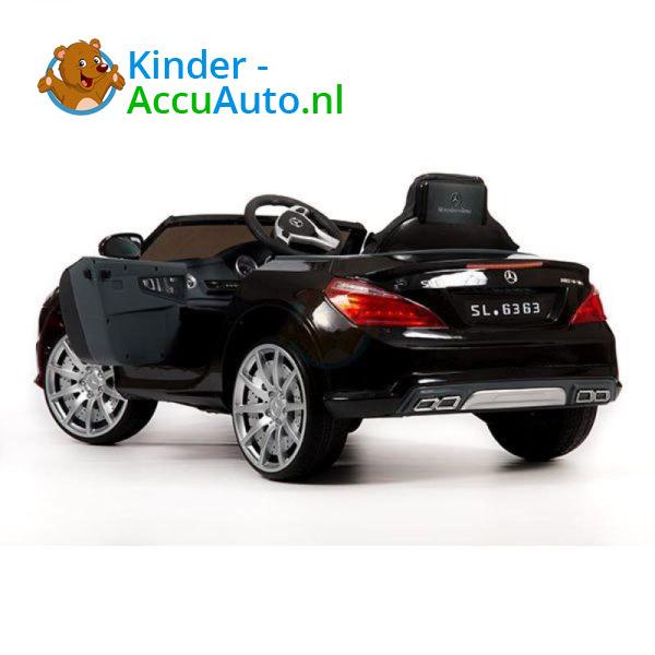 Mercedes SL63 AMG kinderauto Zwart 7