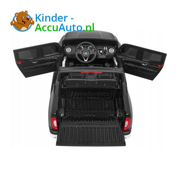 Mercedes X-Class kinderauto Wit 7
