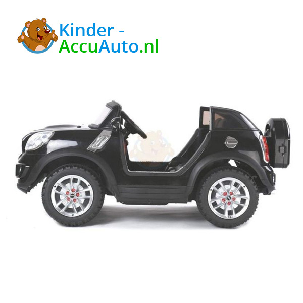 Mini Cooper Kinderauto Zwart 3