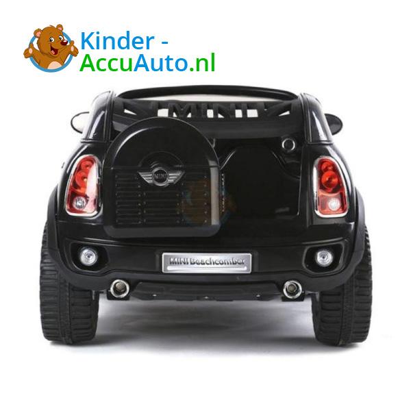 Mini Cooper Kinderauto Zwart 4