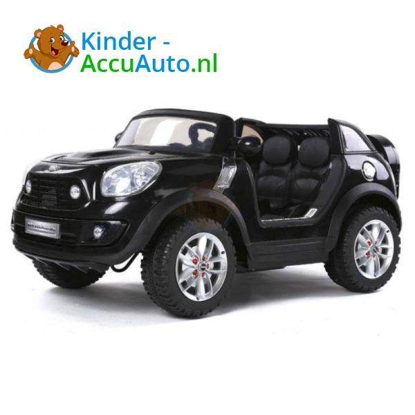 Mini Cooper Kinderauto Zwart 5