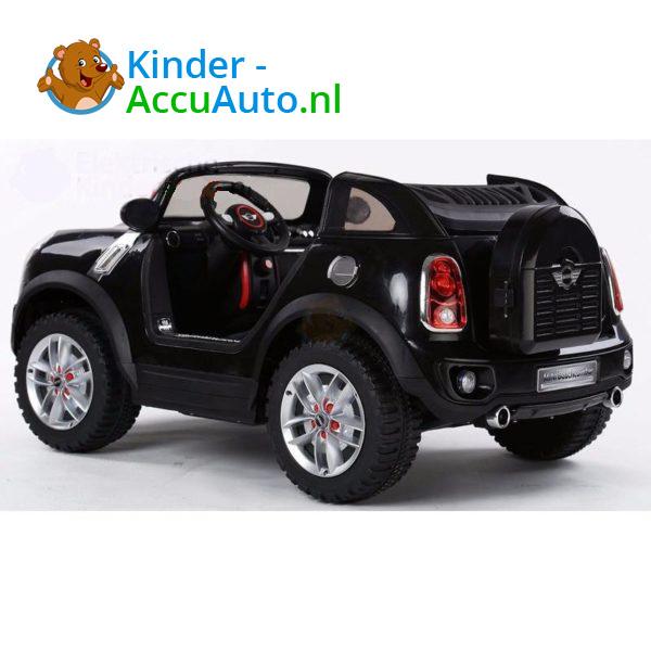 Mini Cooper Kinderauto Zwart 7