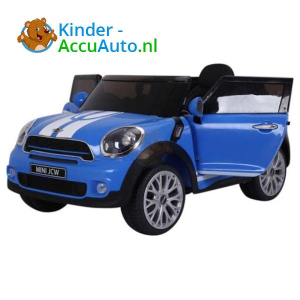 Mini Cooper Paceman Kinderauto Blauw 1