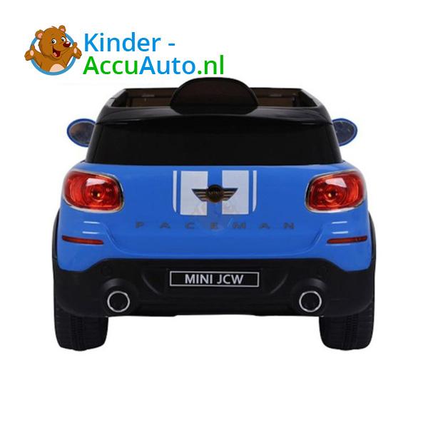 Mini Cooper Paceman Kinderauto Blauw 2