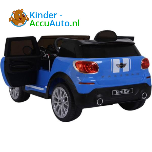 Mini Cooper Paceman Kinderauto Blauw 3
