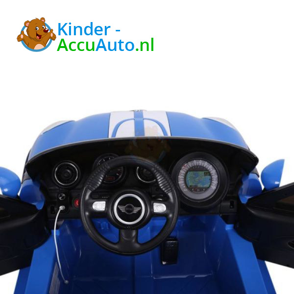 Mini Cooper Paceman Kinderauto Blauw 5