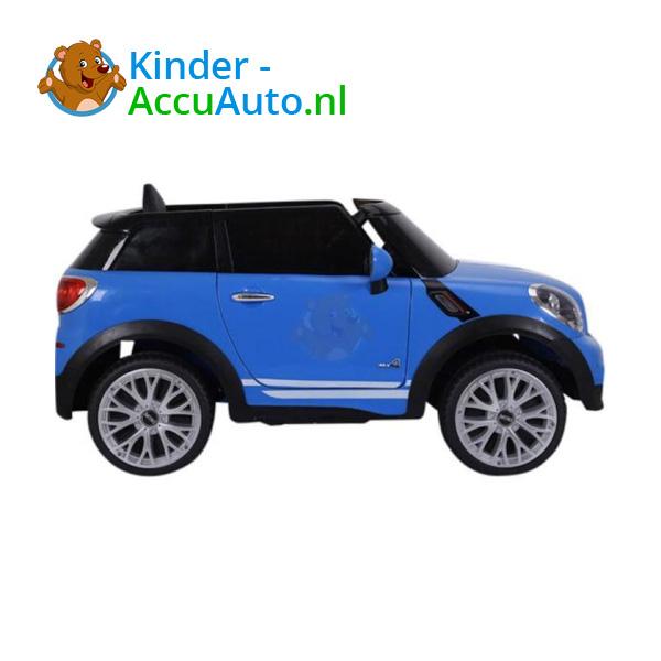 Mini Cooper Paceman Kinderauto Blauw 6