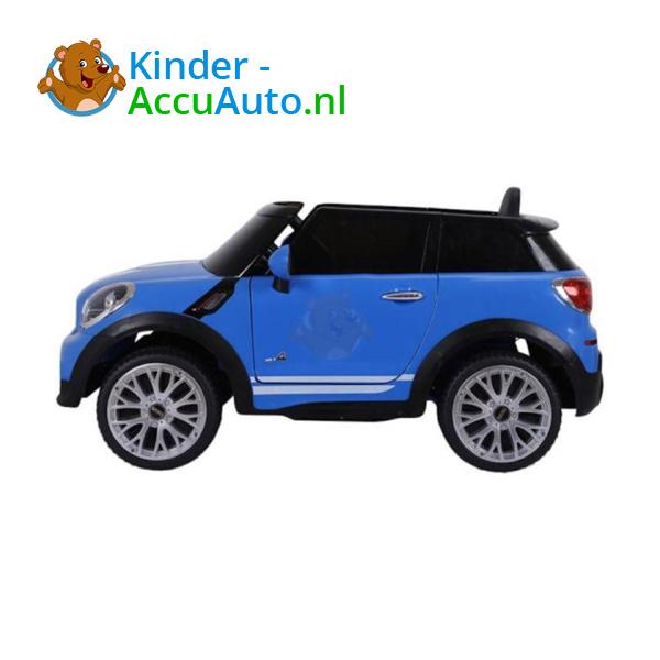 Mini Cooper Paceman Kinderauto Blauw 7