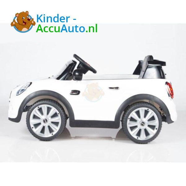 Mini Cooper Kinderauto Wit 3