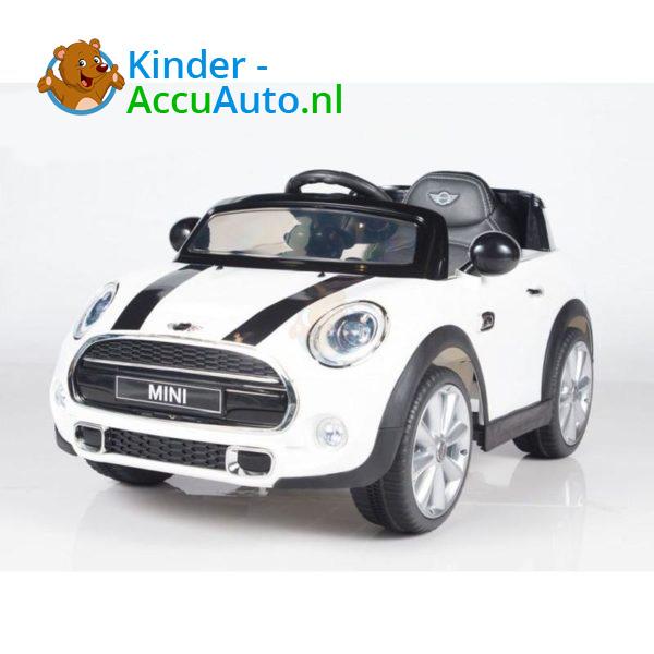 Mini Cooper Kinderauto Wit 5