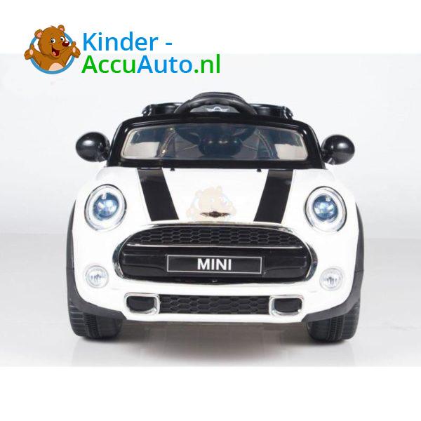 Mini Cooper Kinderauto Wit 6