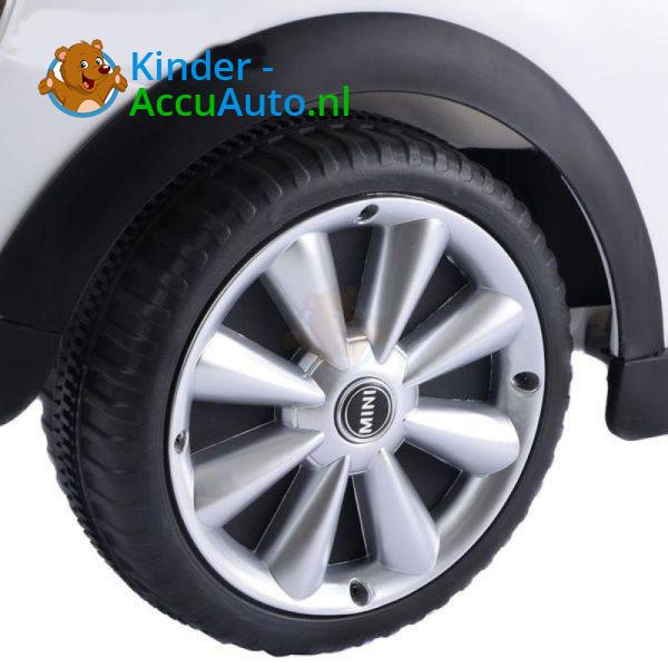 Mini Cooper Kinderauto Wit 7