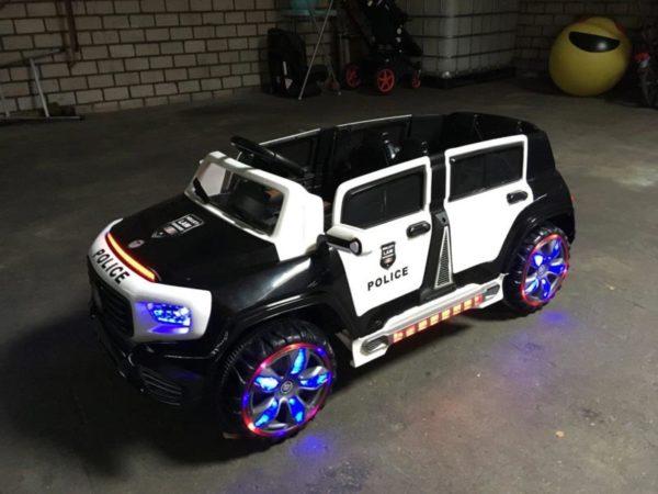 Politieauto Kinderauto 4 Deurs
