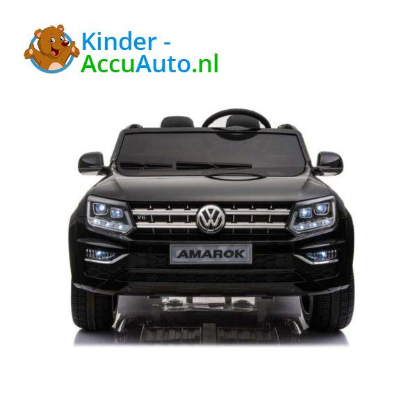 Volkswagen Amarok Kinderauto Zwart 2
