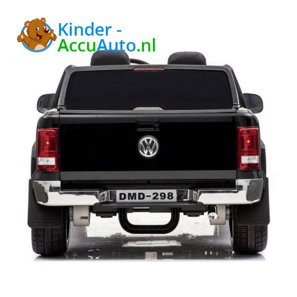 Volkswagen Amarok Kinderauto Zwart 4