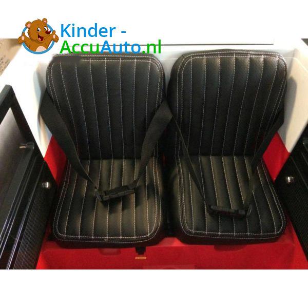 Volkswagen T1 Campervan Kinderauto Blauw 5