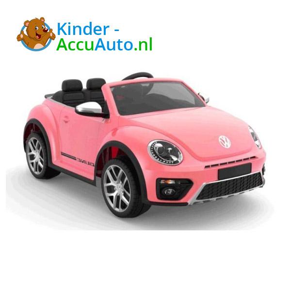 Volkswagen Dune Beetle Kinderauto Roze 2
