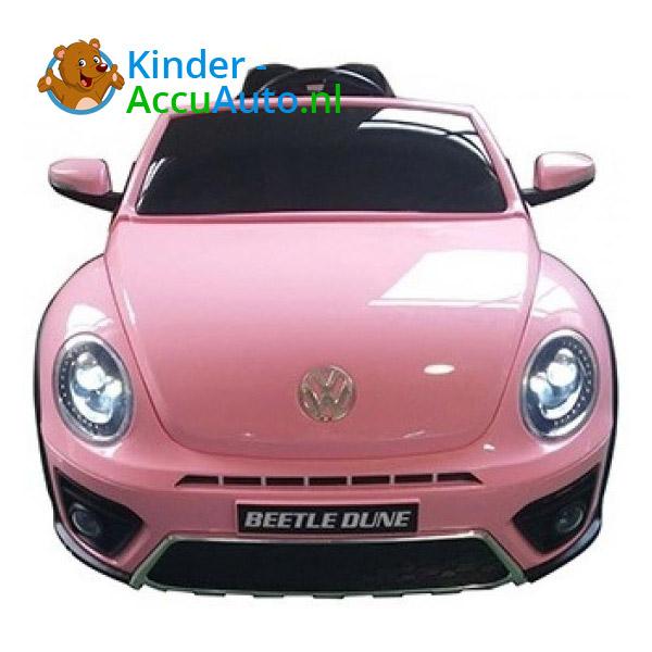 Volkswagen Dune Beetle Kinderauto Roze 4