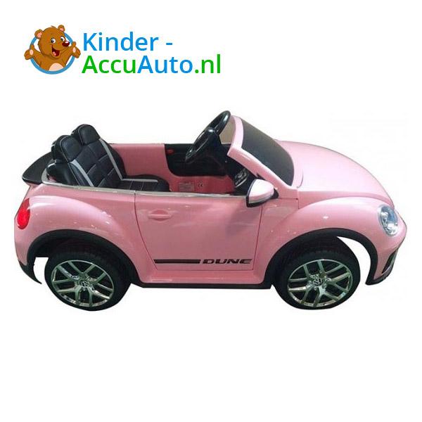 Volkswagen Dune Beetle Kinderauto Roze 5