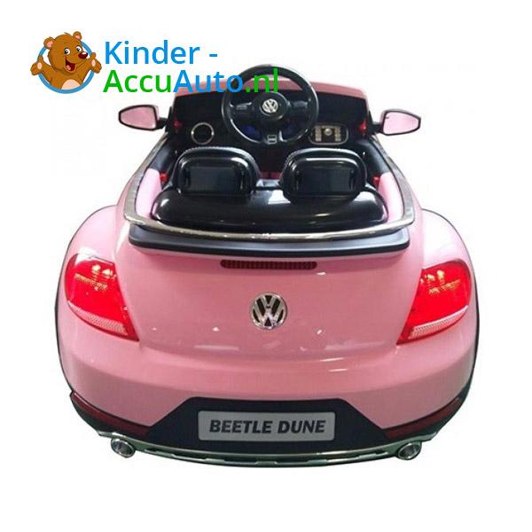 Volkswagen Dune Beetle Kinderauto Roze 6