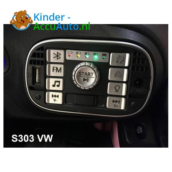 Volkswagen Dune Beetle Kinderauto Roze 8