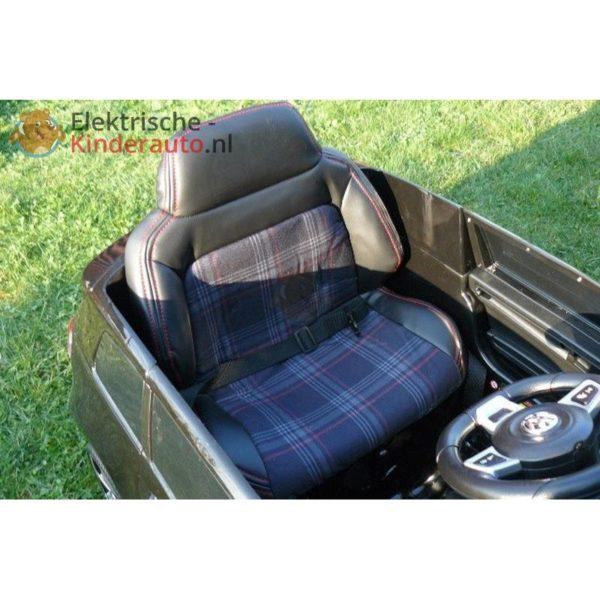 Volkswagen Golf GTI Kinderauto Zwart 11
