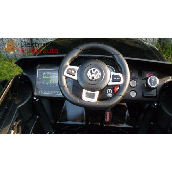 Volkswagen Golf GTI Kinderauto Zwart 12