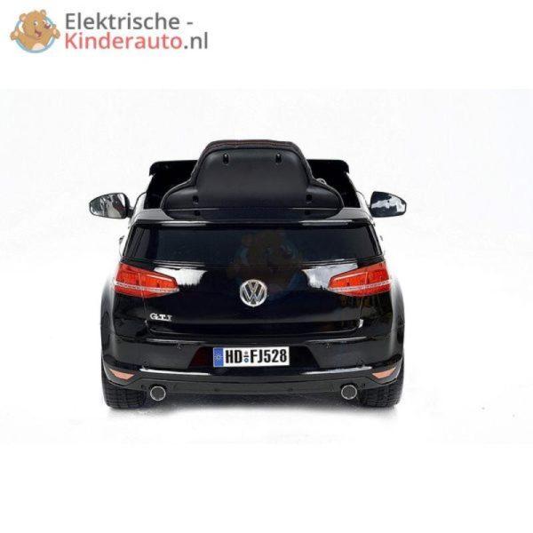 Volkswagen Golf GTI Kinderauto Zwart 2