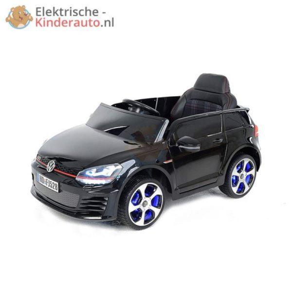 Volkswagen Golf GTI Kinderauto Zwart 3