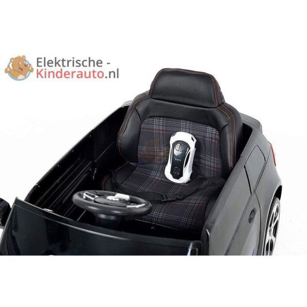 Volkswagen Golf GTI Kinderauto Zwart 4