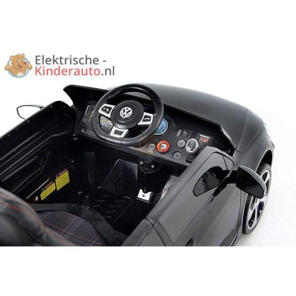 Volkswagen Golf GTI Kinderauto Zwart 5