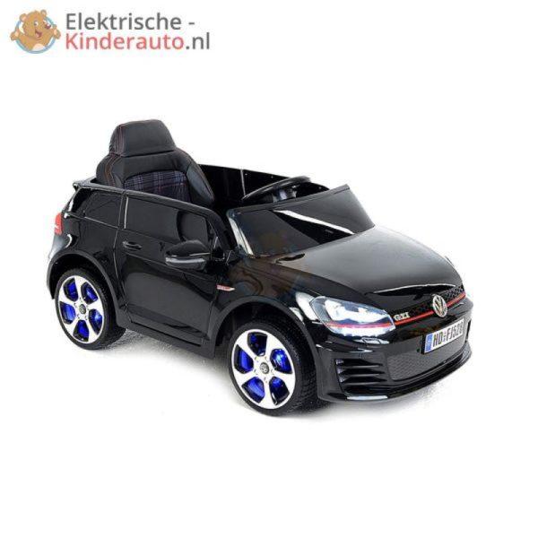 Volkswagen Golf GTI Kinderauto Zwart 6