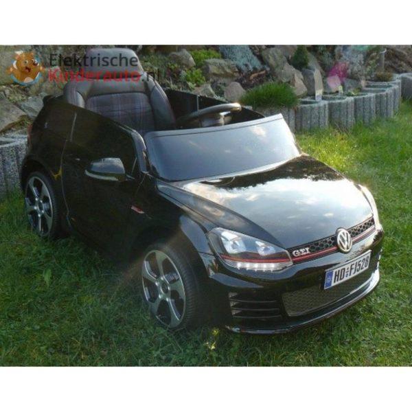 Volkswagen Golf GTI Kinderauto Zwart 7