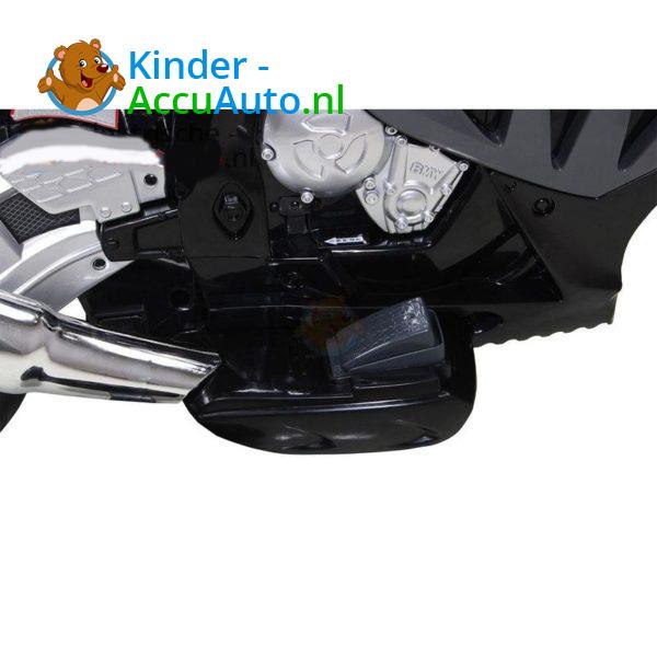 BMW S1000RR Kindermotor Zwart 10