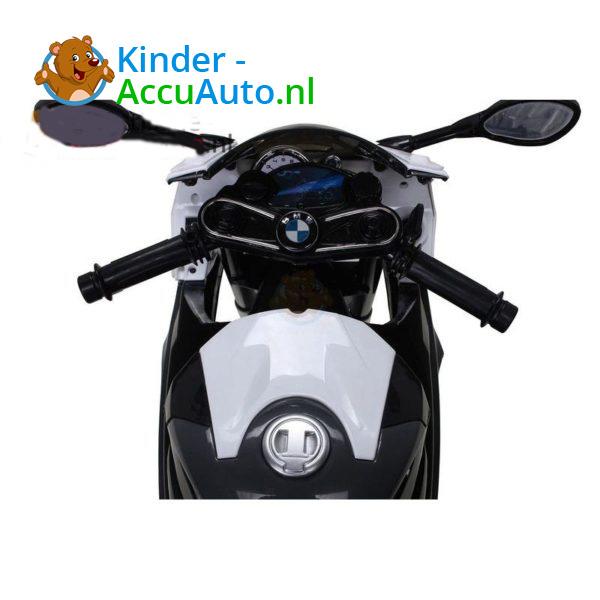 BMW S1000RR Kindermotor Zwart 8
