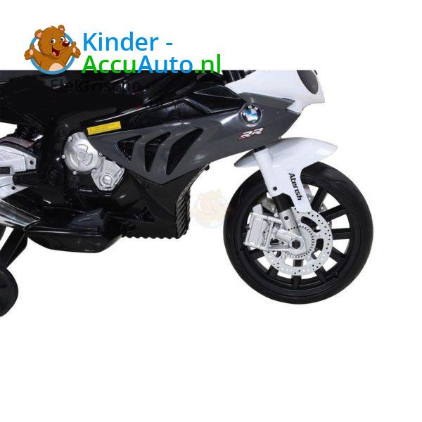 BMW S1000RR Kindermotor Zwart 9