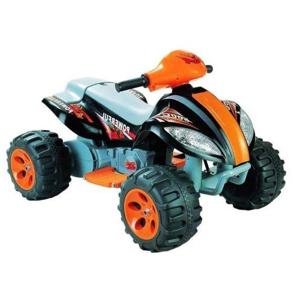 6V Kinderquad Oranje 1