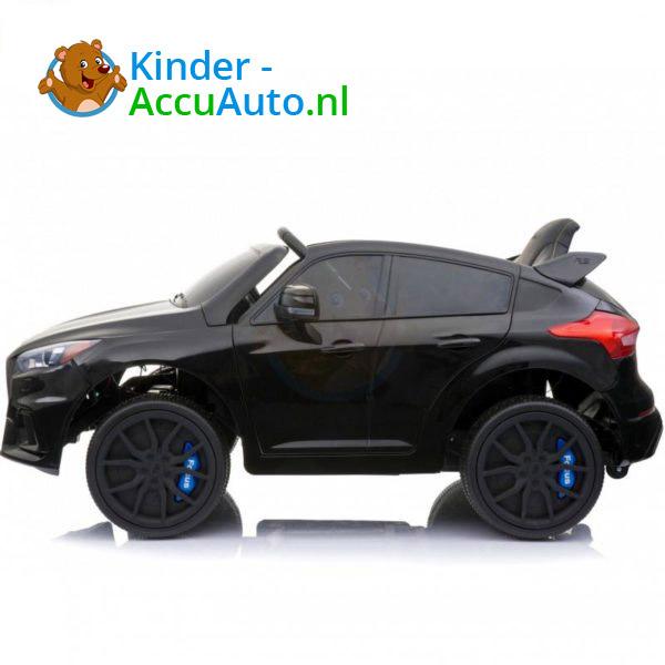 Ford Focus RS Kinderauto Zwart 2