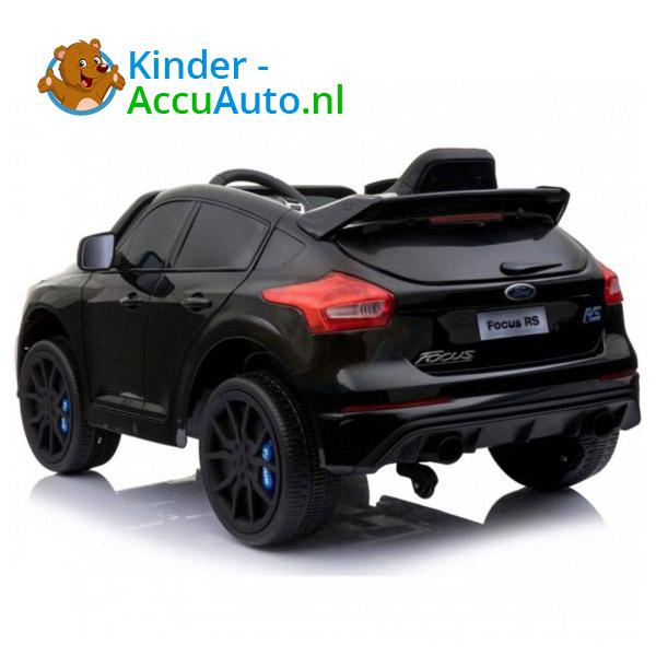 Ford Focus RS Kinderauto Zwart 3